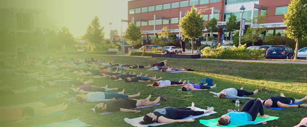 Our last BIG outdoor class is Thursday Sept  14th